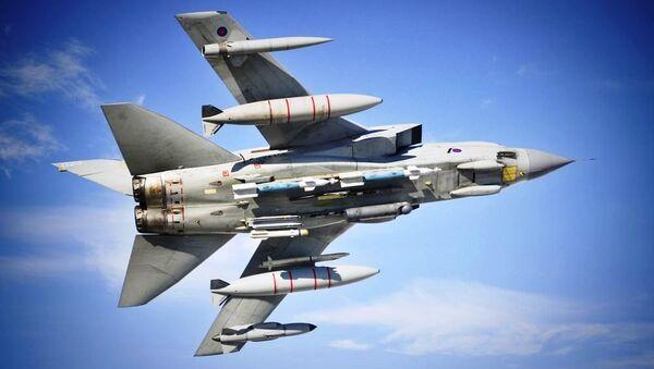 RAF Tornado GR4 - Sputnik Türkiye