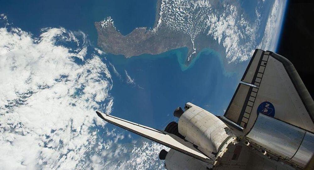 Uzay İstasyonu 1,5 ton çöp boşalttı