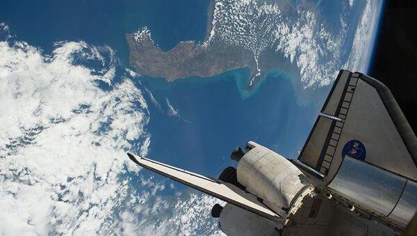Uzay İstasyonu 1,5 ton çöp boşalttı - Sputnik Türkiye