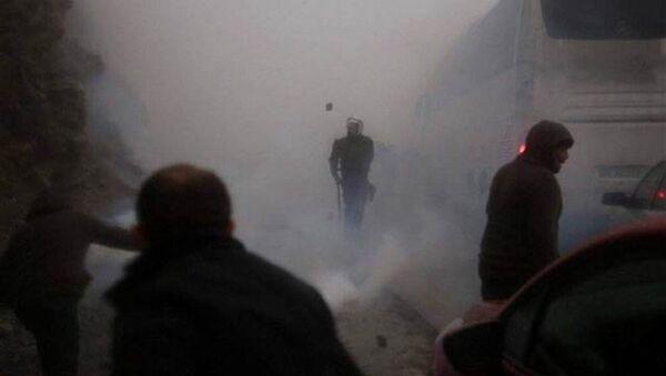 Maden eylemlerine destek için Artvin'e gitmeye çalışan vatandaşlar, polisin müdahalesiyle karşılaştı - Sputnik Türkiye