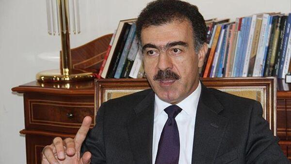 Irak Kürt Bölgesel Yönetimi (IKBY) Hükümeti Sözcüsü Sefin Dizayi - Sputnik Türkiye
