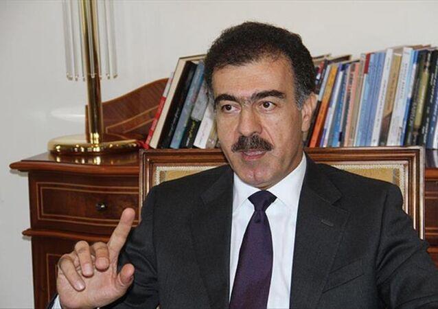 Irak Kürt Bölgesel Yönetimi (IKBY) Hükümeti Sözcüsü Sefin Dizayi