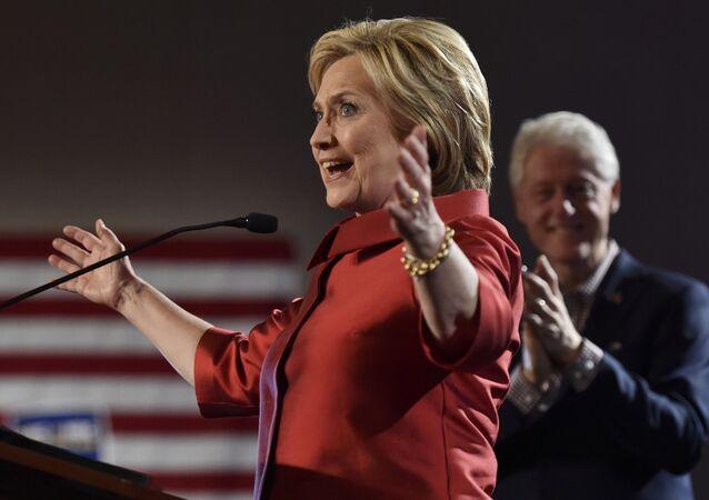 Hillary Clinton- Bill Clinton