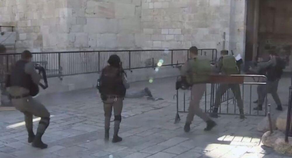 İsrail - Filistin - Şam Kapısı