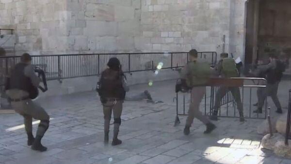 İsrail - Filistin - Şam Kapısı - Sputnik Türkiye