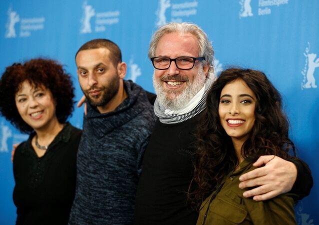 İsrailli yönetmen Udi Aloni, Berlin Uluslararası Film Festivali'nde Panorama İzleyici Ödülü'nü kazandı.