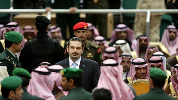 Eski Lübnan Başbakanı Saab El Hariri - Sputnik Türkiye