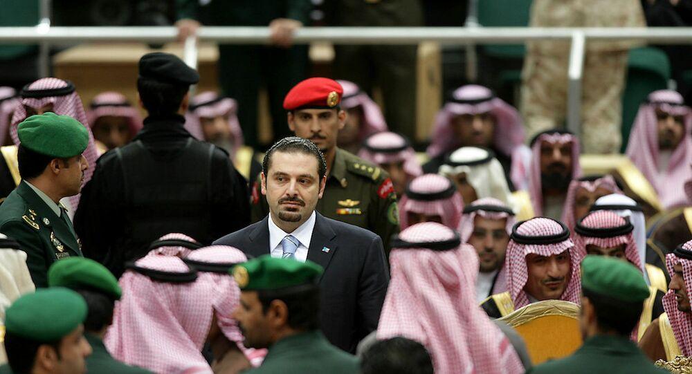 Eski Lübnan Başbakanı Saab El Hariri