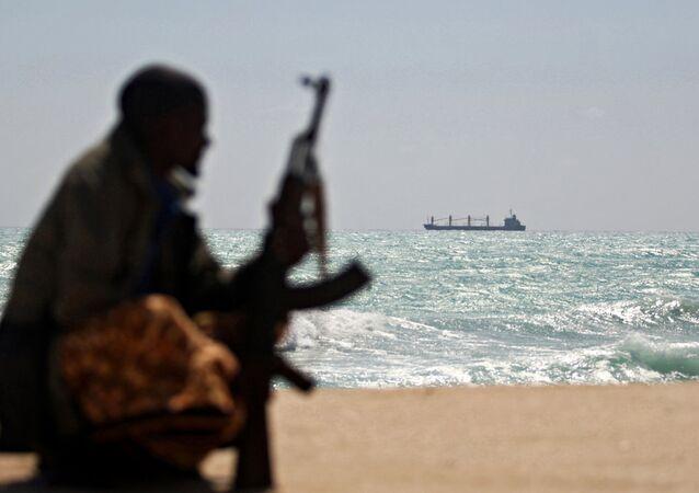 Somalili korsanlar