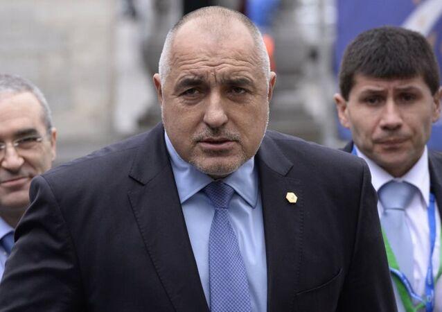 Bulgaristan Başbakanı Boyko Borisov