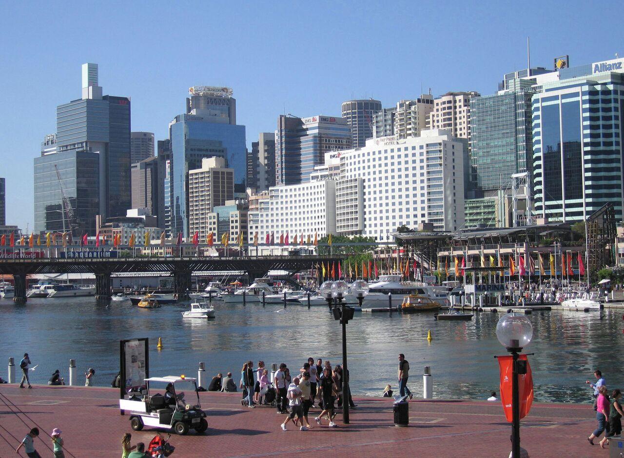 Avustralya'nın en büyük şehri Sidney 5. sırada yer aldı.