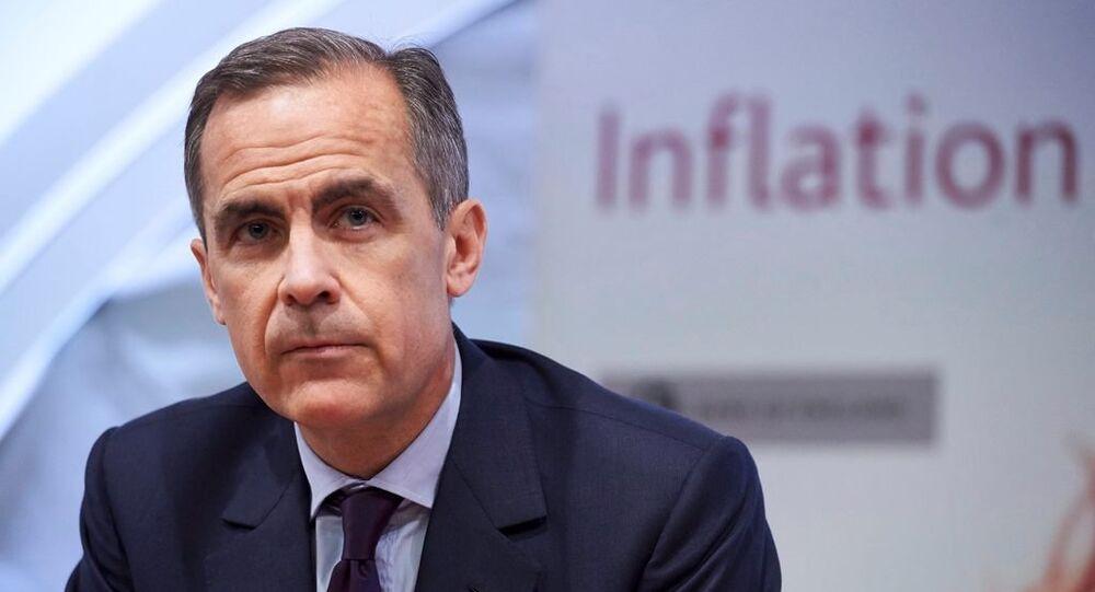 İngiltere Merkez Bankası Başkanı Mark Carney