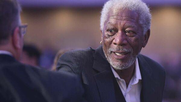 Morgan Freeman - Sputnik Türkiye