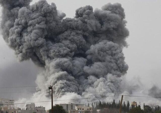 Suriye'deki çatışmalar