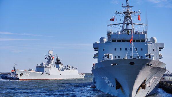 NATO gemileri - Sputnik Türkiye