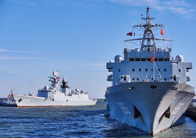 NATO gemileri