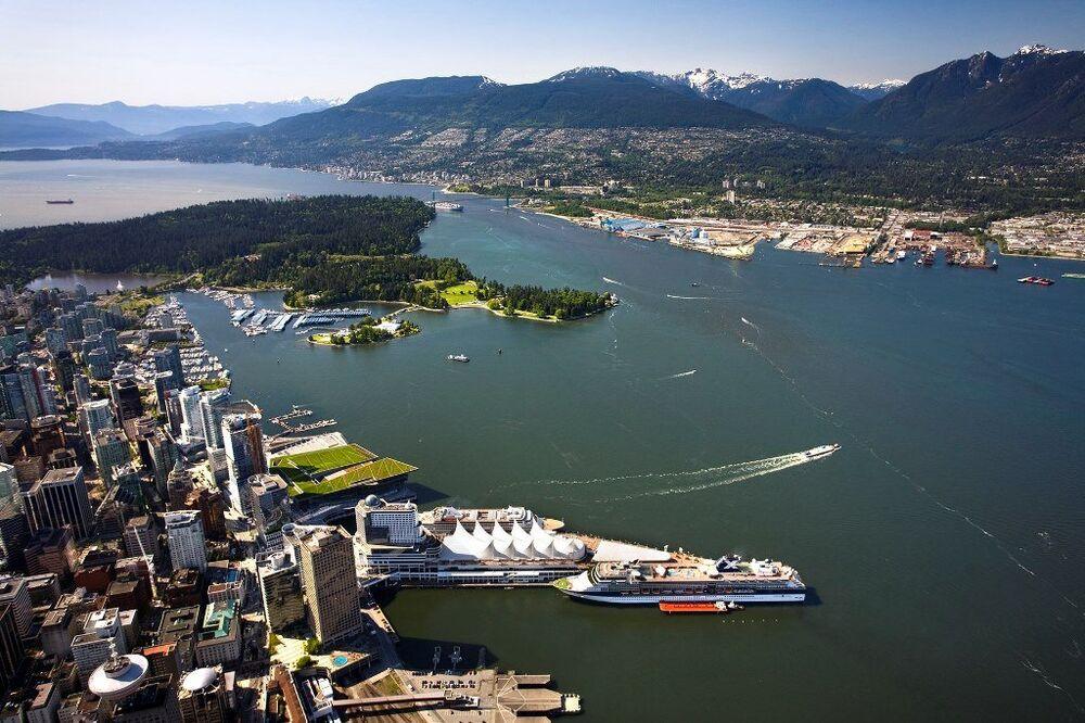 Kanada'nın Vancouver kenti 6. sırada yer aldı.