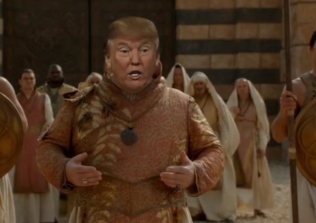 Donald Trump Westeros'ta