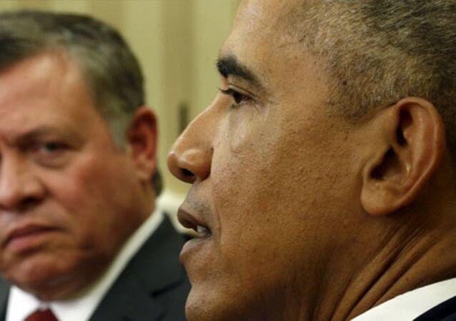 Barack Obama - Kral Abdullah