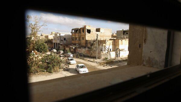 Libya'nın Bingazi kenti - Sputnik Türkiye