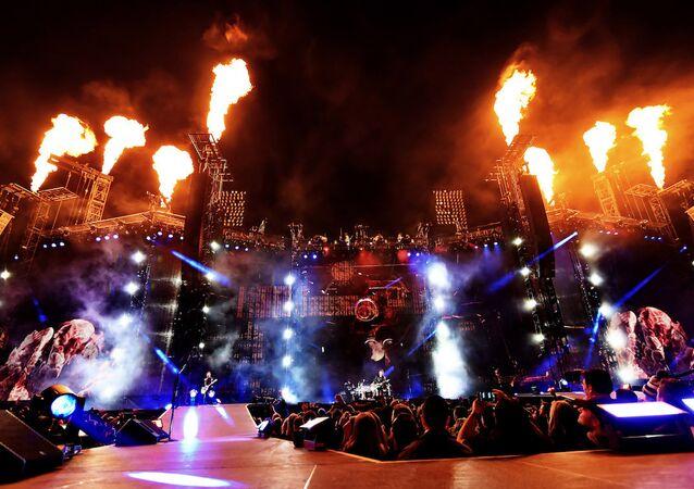 Metallica konseri