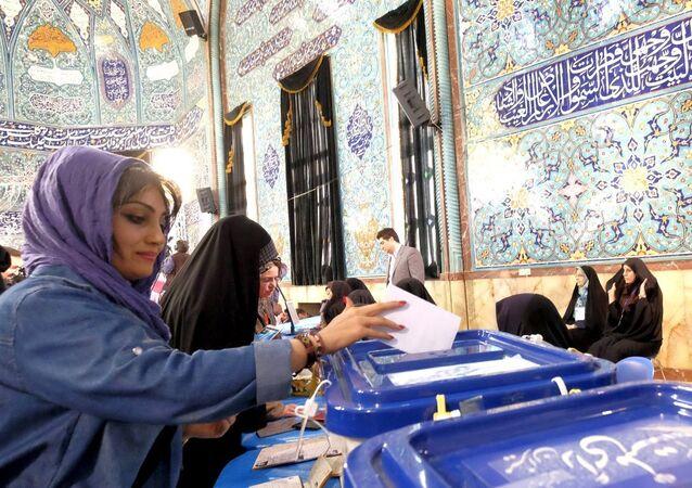İran'da seçim