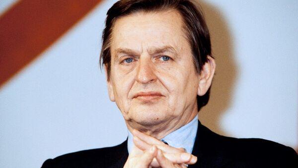 Eski İsveç Başbakanı Olof Palme - Sputnik Türkiye
