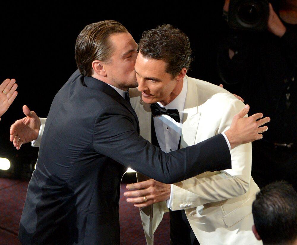 Leonardo DiCaprio'unun Oscar mücadelesi