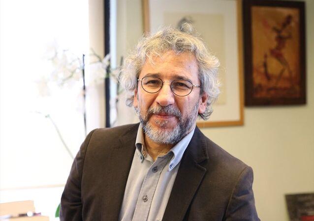 Cumhuriyet Gazetesi Genel Yayın Yönetmeni Can Dündar