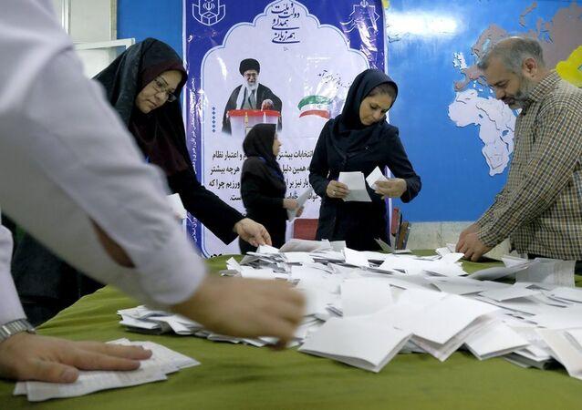 İran seçim