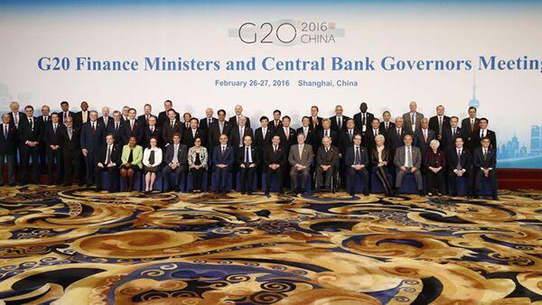 G20 Çin - Sputnik Türkiye