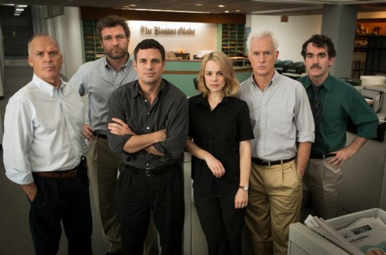 En iyi özgün senaryo Oscar'ı Spotlight filminin oldu