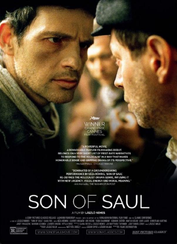 Son of Saul filmi En iyi yabancı film Oscar'ını aldı