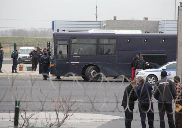 Yunanistan - Türkiye sığınmacı iade