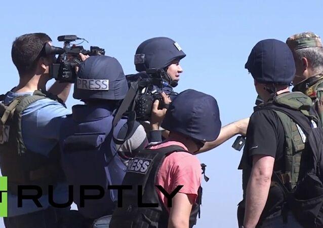 Suriye-gazeteci