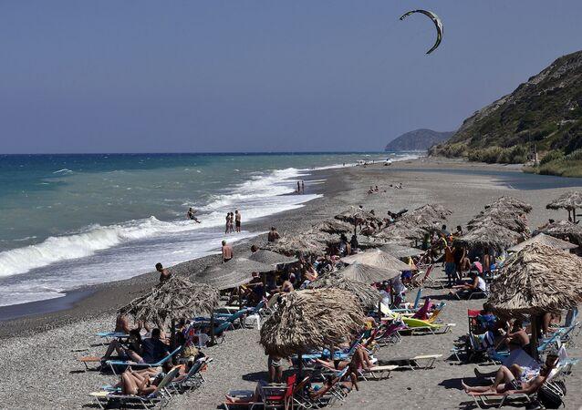 Yunanistan, turizmini Rus turistlere hazırlıyor.