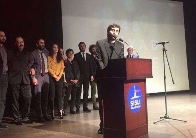 SİYAD ödülleri Emin Alper