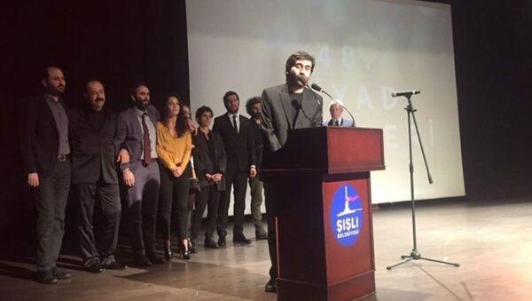 SİYAD ödülleri Emin Alper - Sputnik Türkiye