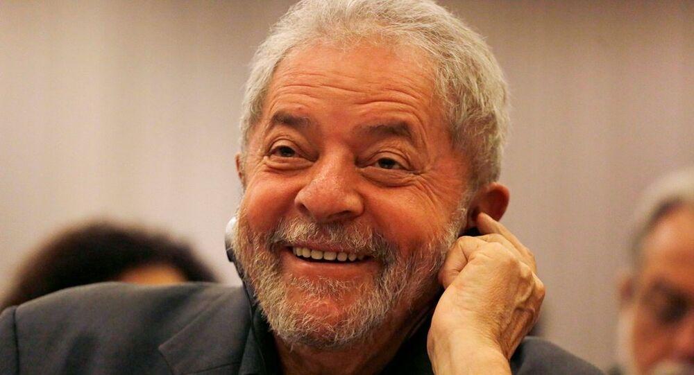 Brezilya eski Devlet Başkanı Luiz İnacio Lula da Silva