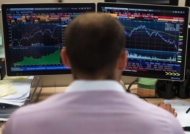 Moskova Borsası