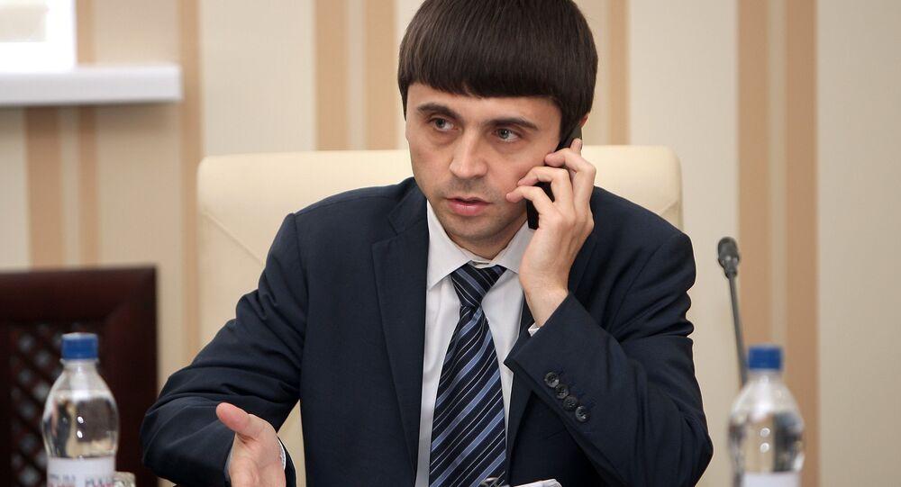 Kırım Başbakan Yardımcısı Ruslan Balbek