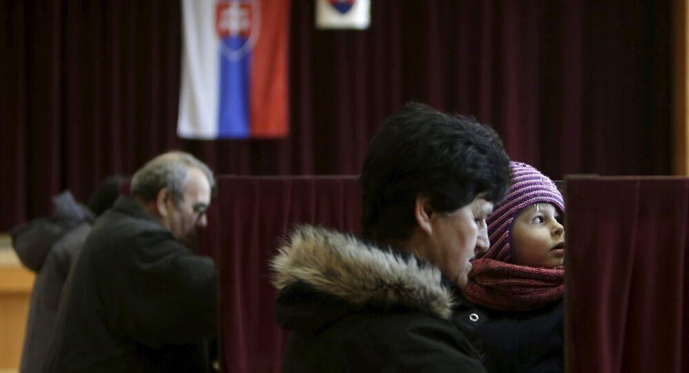 Slovakya seçim