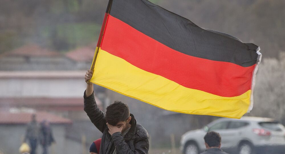 Yunanistan sığınmacı - Almanya
