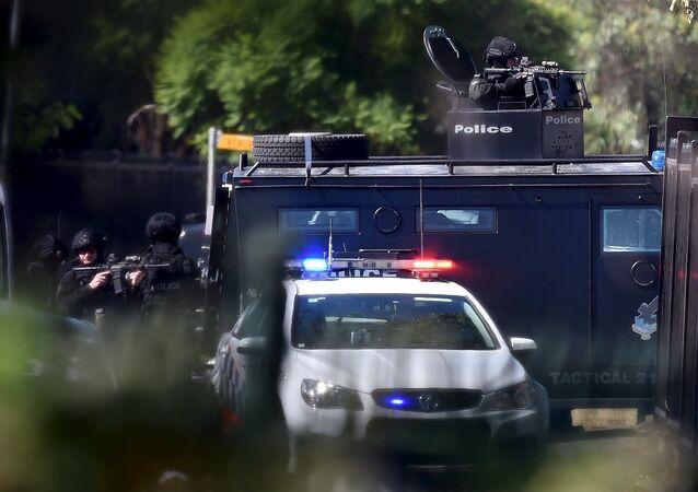 Avustralya polisi