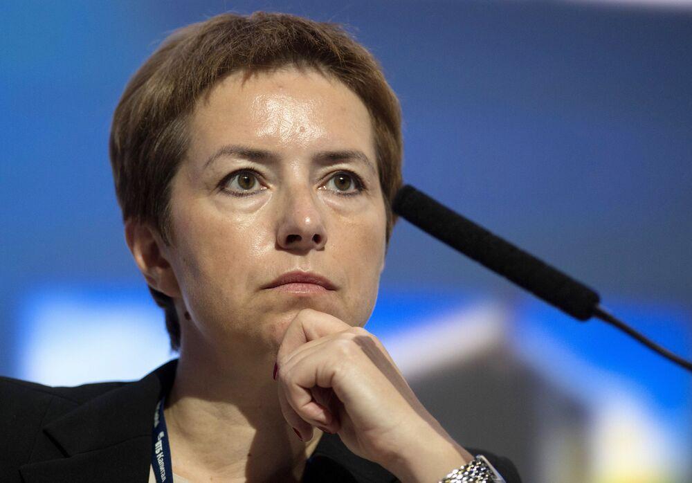 Rusya Ekonomik Kalkınma Bakan Yardımcısı Olga Dergunova