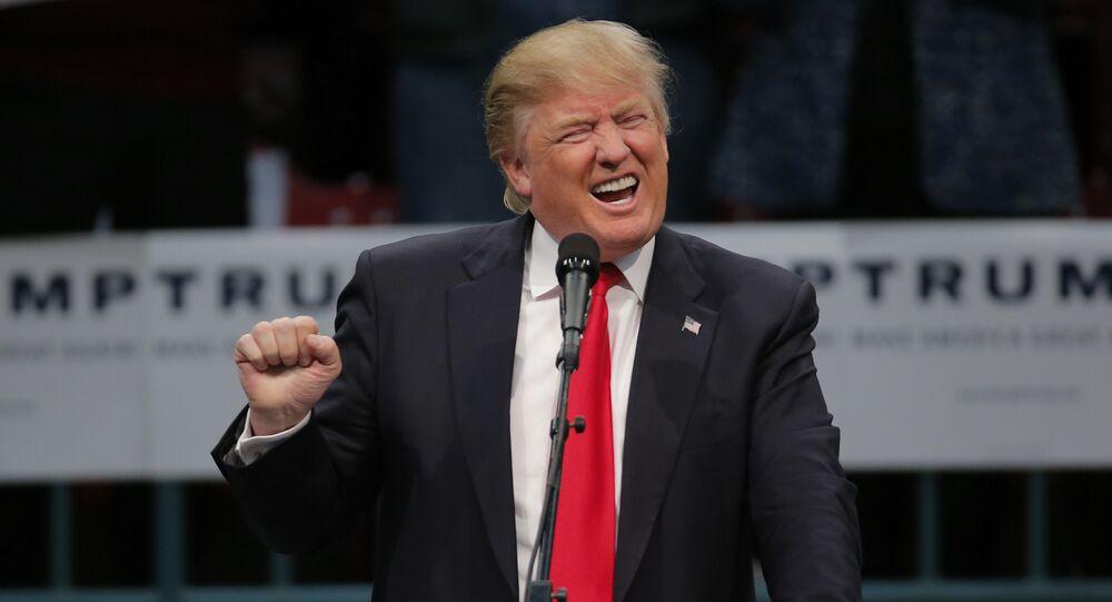 ABD'li başkan aday adayı Donald Trump