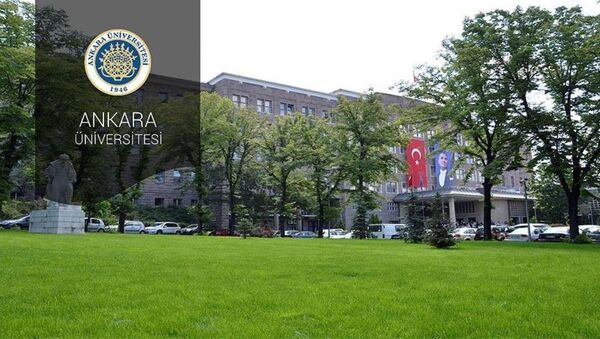 Ankara Üniversitesi - Sputnik Türkiye