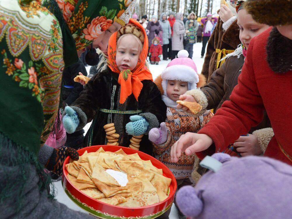 Maslenitsa bayramı