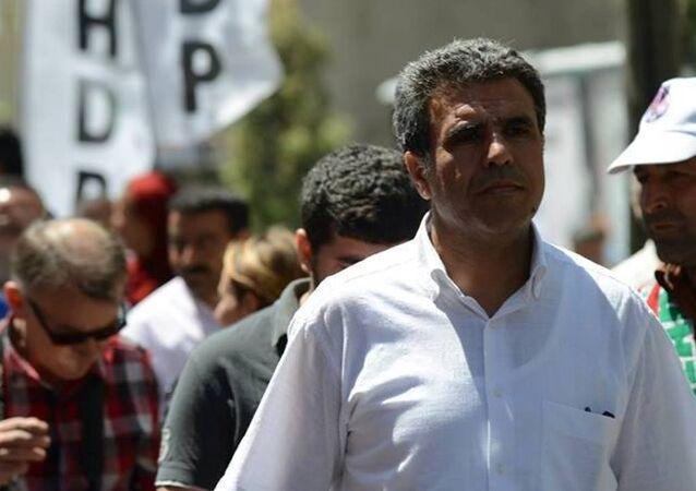 HDP İzmir İl Eş Başkanı Cavit Uğur