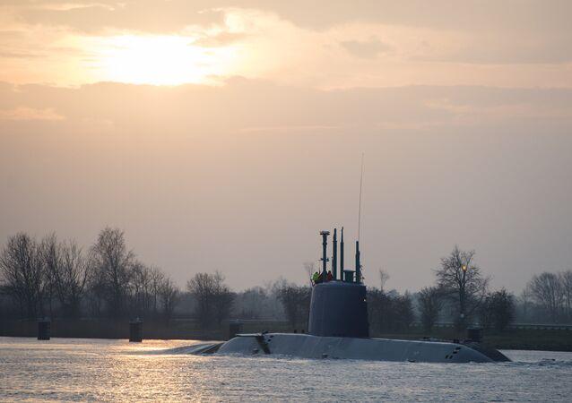 Almanya- İsrail- denizaltı